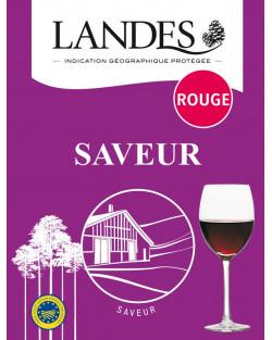 Bib IGP Landes Rouge 5 litres