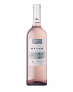 Domaine de Mousseigne rosé 2020 Bio