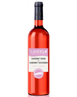 IGP Rosé Cabernet Franc - Cabernet Sauvignon